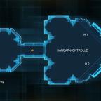 Hangar-Kontrolle
