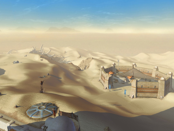SWTOR - Tatooine Dune Sea 2