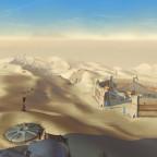 SWTOR - Tatooine Dune Sea 2