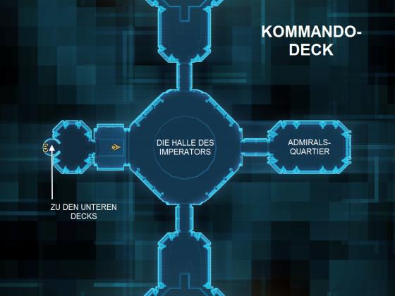 Kommando-Deck