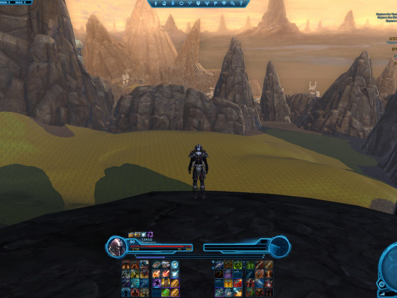 SWTOR - Balmorra Secret Plains