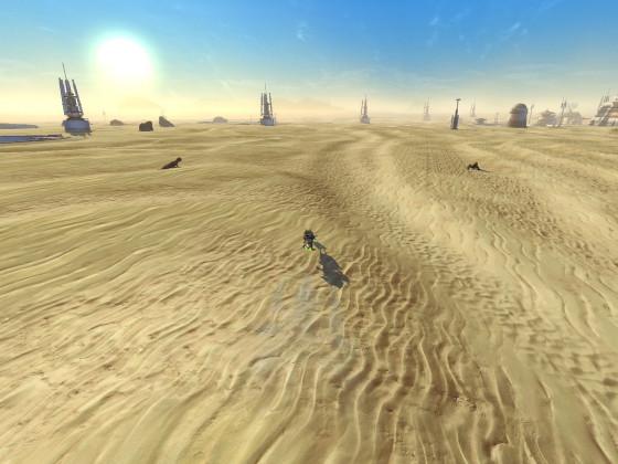 SWTOR - Tatooine 4