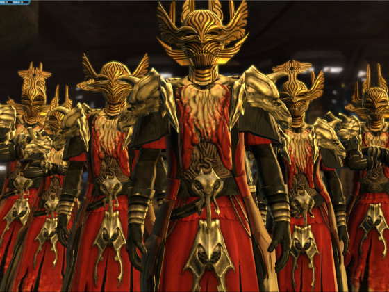 SWTOR - Dread Guards