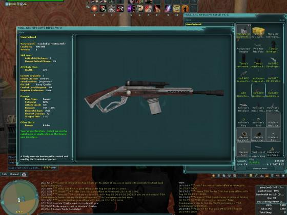 SWG - Trandoshan Hunting Rifle