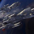 Star Citizen Schiffe in meinem Besitz