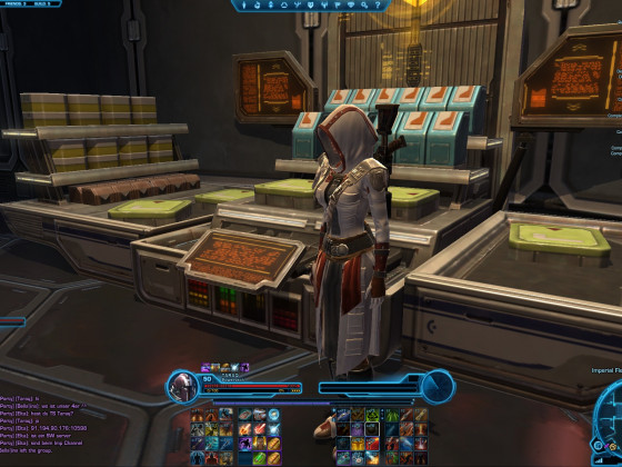 SWTOR - Assassins Creed
