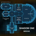 SHADOW ONE die Decks