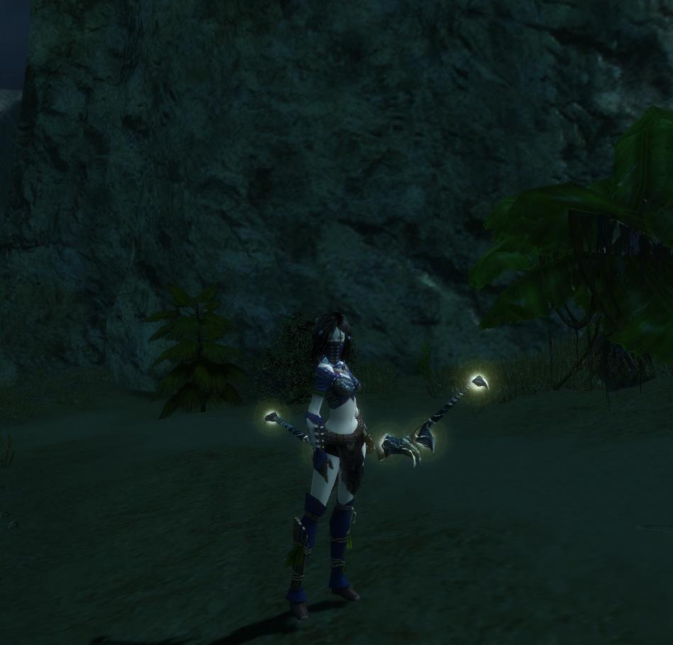 Darklight XIV (Waldläuferin)