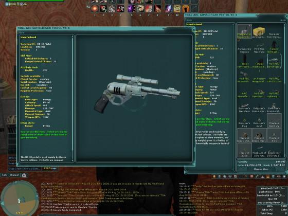 SWG - DE-10 Caped